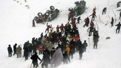 Photo of عشرات القتلى في انهيارين ثلجيين في شرق تركيا