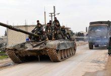 Photo of الجيش السوري يدخل سراقب وواشنطن تصعّد ضد روسيا وتعرض المساعدة على تركيا