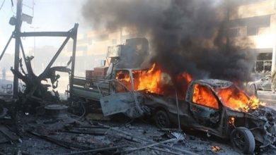 Photo of قتيلان بانفجار سيارة مفخّخة في تل أبيض السورية