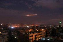 Photo of هجوم اسرائيلي بالصواريخ على مواقع لقوات النظام والميليشيات الايرانية في محيط دمشق
