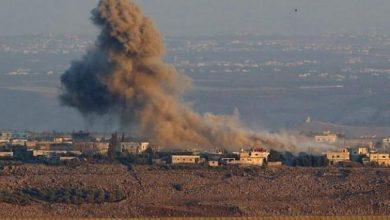 Photo of إصابة 3 جنود سوريين بصواريخ إسرائيلية قرب الجولان