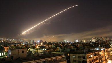 Photo of الدفاعات الجوية السورية تتصدى لأهداف معادية في اللاذقية