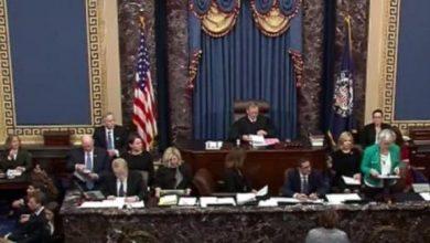 Photo of مجلس الشيوخ الأميركي يبرئ ترامب وسط انقسامات حادة