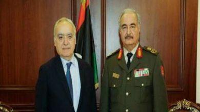 Photo of الامم المتحدة تتمسك بمحادثات جنيف حول ليبيا رغم مواقف الطرفين