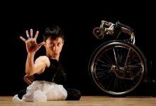 Photo of أولمبياد أم لا… راقص ياباني على كرسي متحرك لديه رسالة: التنوع رائع