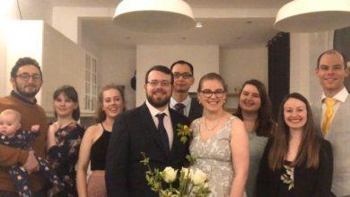 Photo of حفل زفاف عبر فايسبوك