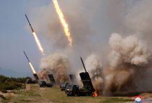 Photo of بيونغ يانغ اختبرت قاذفات صواريخ متعددة فائقة الضخامة