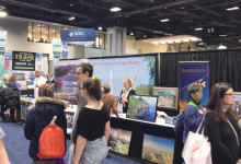 Photo of إقبال كبير على جـناح عُمان في معرض الـسفر والمغامرات بواشنطن