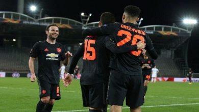 Photo of يوروبا ليغ: مانشستر يونايتد وبازل وليفركوزن تضع قدماً في ربع النهائي