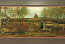 Photo of سرقة لوحة لفان غوغ من متحف في هولندا أثناء إغلاقه بسبب كورونا