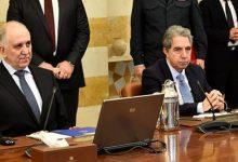 Photo of وزني وفهمي وقعا قرار توزيع مستحقات البلديات من عائدات رسوم الخليوي