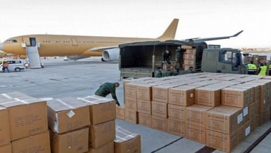 Photo of ايرباص نقلت اربعة ملايين قناع طبي من الصين إلى أوروبا