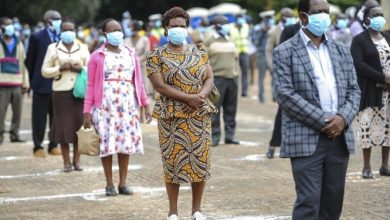 Photo of منظمة الصحة العالمية: الكمامات ليست كافية لوحدها لوقف انتشار كورونا المستجد
