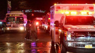 Photo of وفاة أربعة وإصابة خامس في حريق بمبنى سكني بنيويورك