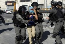 Photo of إسرائيل اعتقلت 357 فلسطينياً في اذار رغم التخوفات من فيروس كورونا