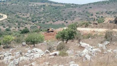 Photo of عملية تفتيش للعدو خراج ميس الجبل واستنفار للجيش واليونيفيل