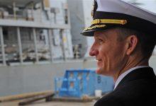 Photo of قبطان البحرية الأميركي المقال مصاب بفيروس كورونا المستجد