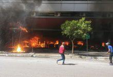 Photo of غضب اللبنانيين من أزمة بلا أفق ينفجر مجدداً في الشارع