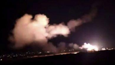 Photo of الدفاعات الجوية السورية تتصدّى لغارات إسرائيلية فوق حمص