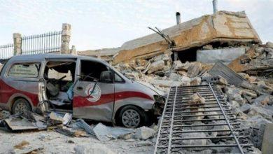 Photo of الأمم المتحدة: الحكومة السورية وحلفاؤها استهدفوا مدرسة ومستشفيات