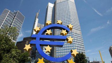 Photo of المركزي الأوروبي: اقتصاد منطقة اليورو لن يعود لمستويات ما قبل الازمة حتى 2021