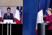 Photo of فرنسا وألمانيا تقترحان خطة نهوض في اوروبا بقيمة 500 مليار يورو