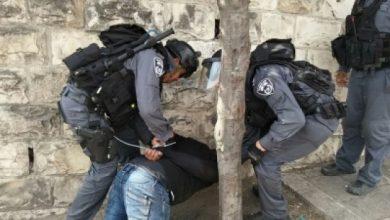 Photo of هجوم بسكين في القدس وإصابة منفذه بالرصاص