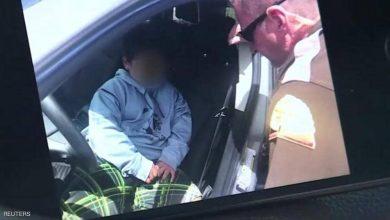 Photo of طفل في الخامسة يقود سيارة على طريق سريع بولاية يوتا الأميركية