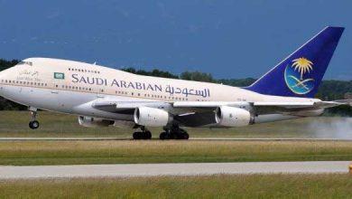Photo of الخطوط الجوية السعودية تستأنف بعض الرحلات الداخلية بدءاً من 31 ايار