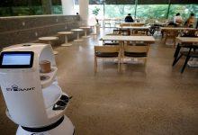 Photo of روبوت للمساعدة في الحفاظ على التباعد الاجتماعي