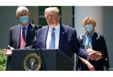 Photo of ترامب يتناول منذ حوالي عشرة أيام عقار هيدروكسي كلوروكين