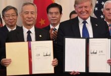 Photo of ترامب يستبعد إعادة التفاوض على الاتفاق التجاري مع الصين