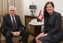 Photo of السفيرة الأميركية في لبنان تظهر في التلفزيون رغم حكم قضائي