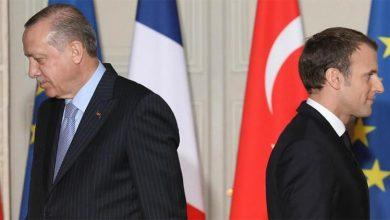 Photo of ماكرون: تركيا تتحمل «المسؤولية التاريخية والإجرامية» في النزاع الليبي