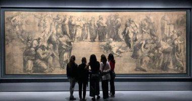 Photo of إعادة افتتاح أكبر معرض في إيطاليا للفنان رافائيل لمناسبة الذكرى 500 لوفاته