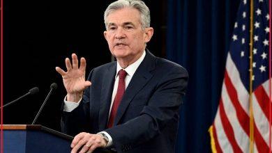 Photo of رئيس الاحتياطي الفدرالي: انتعاش الاقتصاد الأميركي رهن باحتواء كورونا
