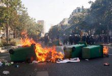 Photo of صدامات في باريس حولت الشوارع الى ساحة حرب احتجاجاً على عنف الشرطة