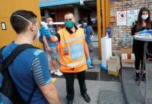 Photo of بؤرتان لكوفيد-19 في روما: «نتوخى الحذر الشديد»
