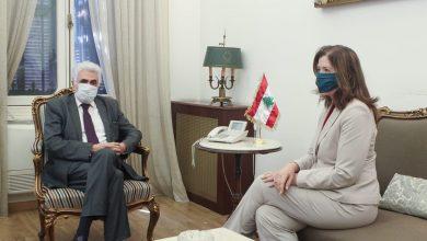 Photo of حتي التقى السفيرة الاميركية: حرية الإعلام وحق التعبير مقدسان
