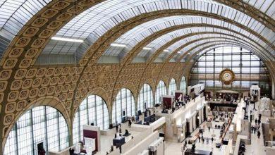 Photo of متحف أورسيه في باريس يعيد فتح أبوابه مع تقليص طاقته الاستيعابية