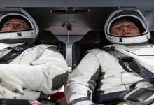 Photo of رائدا مركبة «كرو دراغون» التابعة لـ «سبايس إكس» يدخلان محطة الفضاء الدولية