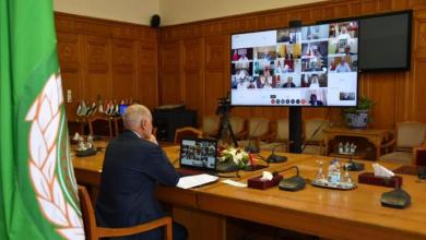 Photo of وزراء الخارجية العرب يطالبون بسحب القوات الأجنبية من ليبيا ومياهها الإقليمية