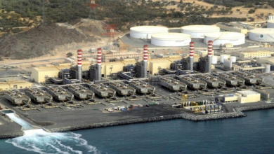 Photo of 6.5 آلاف جيغا واط في الساعة إنتاج عُمان من الكهرباء بنهاية اذار