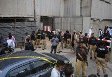 Photo of 6 قتلى في هجوم مسلح على بورصة باكستان