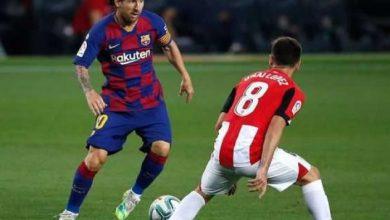 Photo of بطولة إسبانيا: برشلونة يستعيد توازنه سريعاً ويتصدر موقتاً