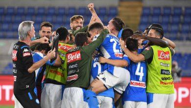 Photo of كأس إيطاليا: نابولي يتوج بطلاً بركلات الترجيح على حساب يوفنتوس