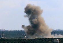 Photo of مقتل جنديين في ضربات إسرائيلية استهدفت قواعد عدة في سوريا