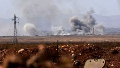 Photo of مقتل خمسة مقاتلين موالين لإيران بغارة على البوكمال في سوريا