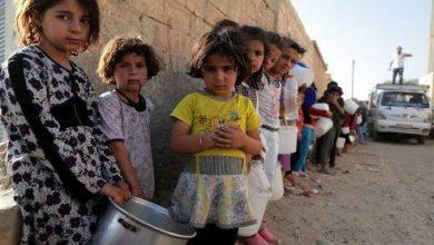 Photo of منظمات إنسانية تحذّر من معدلات جوع قياسية في سوريا