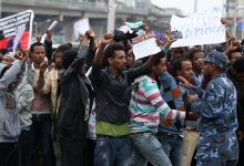 Photo of 10 قتلى على الأقل في احتجاجات اشعلها مقتل مغن شهير في اثيوبيا